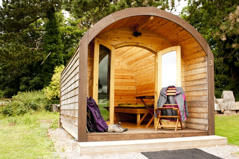 Glamping In The Cotswold Way National Star Star Glamping