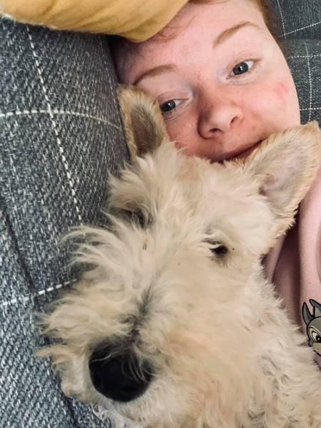 Amy-Gray-Molly-Selfie