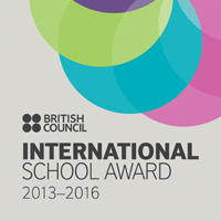 International schools award logo
