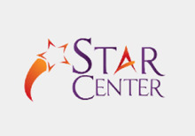 Star centre logo