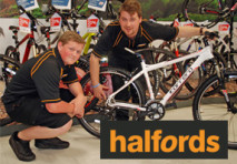 Halfords Case Study
