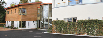 Bradbury Gardens wins two building awards