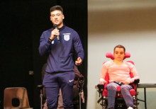 Our Voice to Live conference comes to National Star