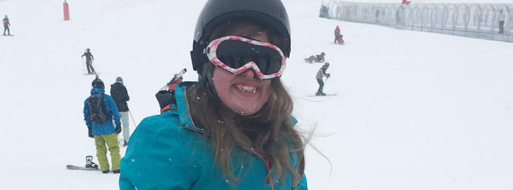 Ski trip unlocks Victoria's independence