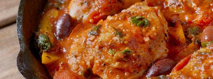 Pollo alla Cacciatora recipe