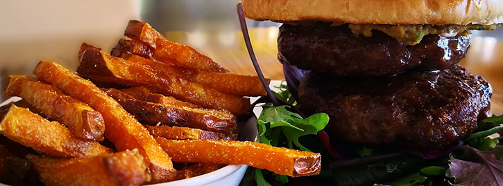 StarBistro August Blog - National Burger Day