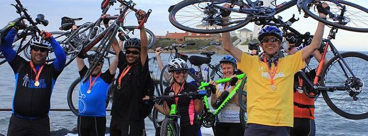 Coast to Coast Cycle Challenge