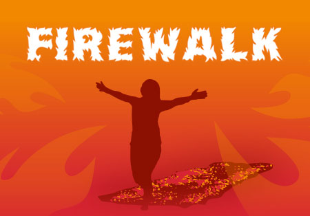 Firewalk for National Star