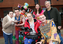 Everyman Theatre and National Star project is out of this world
