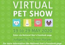 virtual pet show 19 may to 29 may