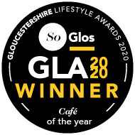 SoGlos 2020 Cafe of the Year Winner