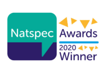 Natspec Award Winner 2020