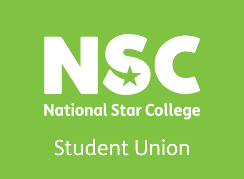 National Star College Student Union Web Carousel